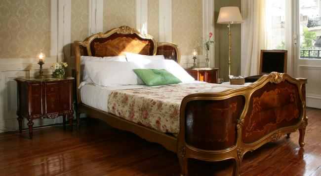 Rooney's Boutique Hotel - Buenos Aires - Bedroom