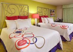 Inn at Northrup Station - Portland - Bedroom