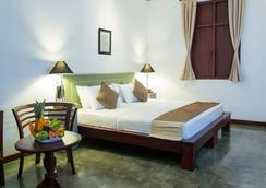 Kassapa Lions Rock - Dambulla - Bedroom