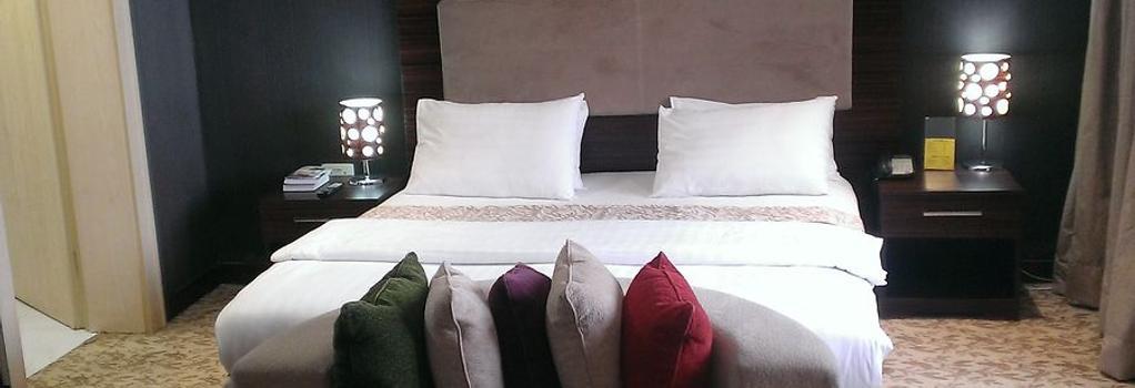 Best Premier Hotel & Resorts - Port Harcourt - Bedroom