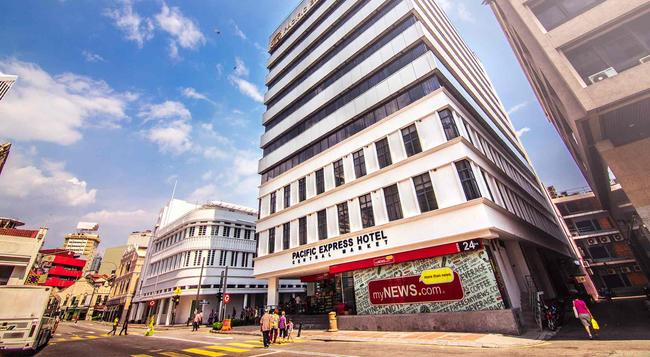 Pacific Express Hotel - Kuala Lumpur - Building