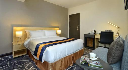 Pacific Express Hotel Central Market - Kuala Lumpur - Bedroom