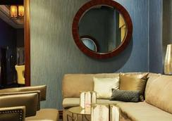 Aaa Deluxe Suite At The Signature Condo Hotel - Las Vegas - Lounge