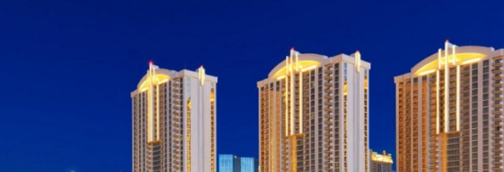 Aaa Deluxe Suite At The Signature Condo Hotel - Las Vegas - Building