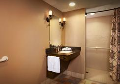 Disney's Caribbean Beach Resort - Lake Buena Vista - Bathroom