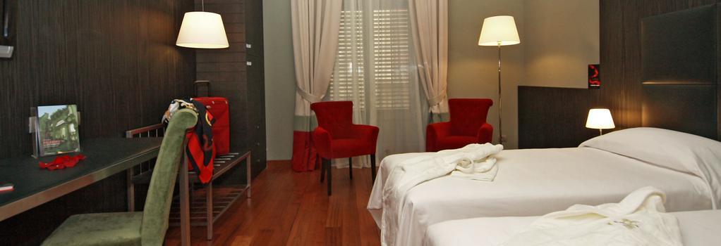 Hotel Porta Felice - Palermo - Bedroom