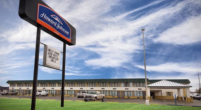 Howard Johnson Inn Gillette - Gillette - Building