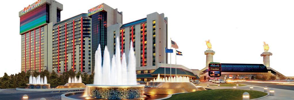 Atlantis Casino Resort Spa - Reno - Building