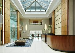 London Marriott Hotel West India Quay - London - Lobby