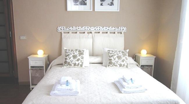B&B At St. Peter Quiriti - Rome - Bedroom