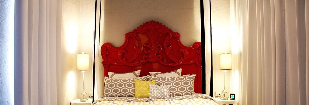 Monastery Art Suites - San Juan - Bedroom