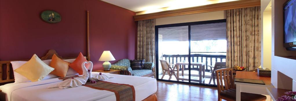 Vogue Resort & Spa Ao Nang - Krabi - Bedroom