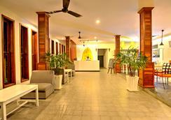 La Residence Blanc D'Angkor - Siem Reap - Lobby