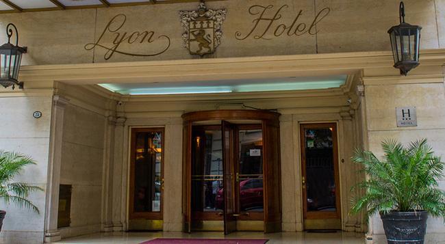 Hotel Lyon - Buenos Aires - Building
