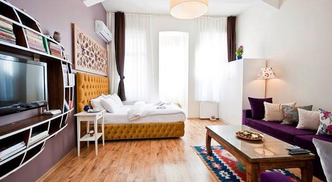 Cumbali 27 - Istanbul - Bedroom