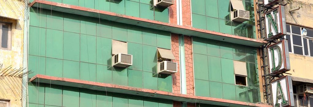 Hotel Jindal International - New Delhi - Building