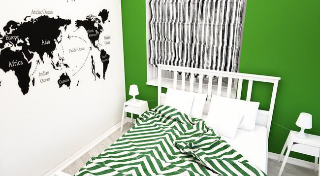 Maxi House Hostel - Rostov on Don - Bedroom