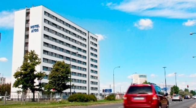 Start Hotel Atos - Warsaw - Building
