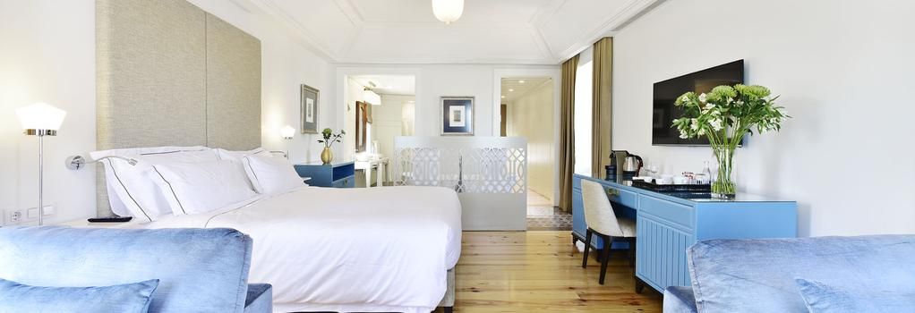 Santiago De Alfama Boutique Hotel - Lisbon - Bedroom