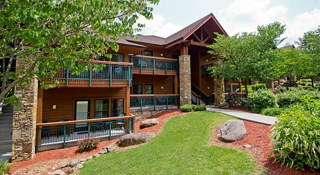 Bent Creek Golf Village - Gatlinburg - Building