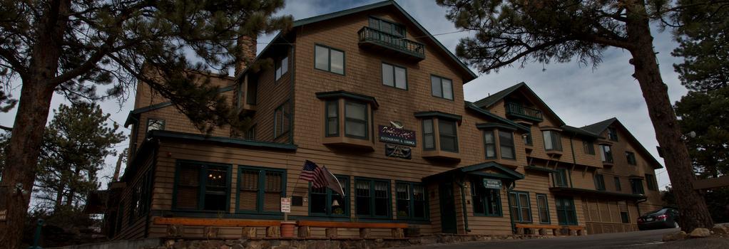 The Historic Crags Lodge by Diamond Resorts - Estes Park - Building