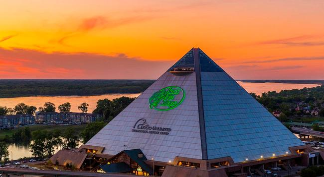 Big Cypress Lodge - Memphis - Building