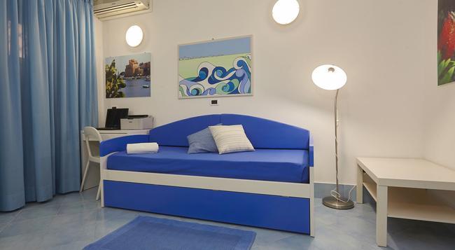 Appartamenti Rosa dei Venti - Trapani - Living room
