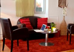 Interhotel Apolonia - Bordeaux - Lobby