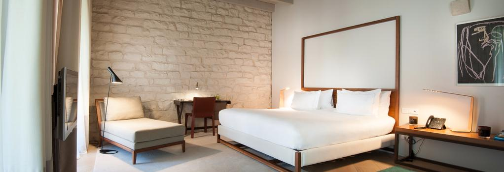 Mercer Hotel Barcelona - Barcelona - Bedroom