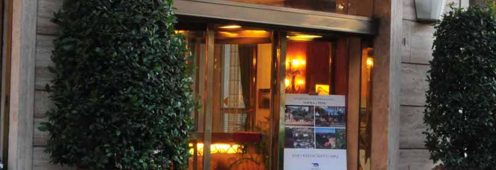 Hotel Victoria Roma - Rome - Building