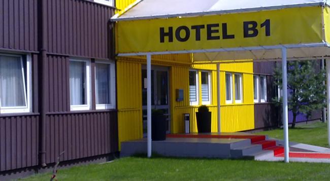 Hotel B1 - Berlin - Building