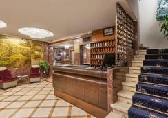 Hotel Montecarlo - Venice - Lobby
