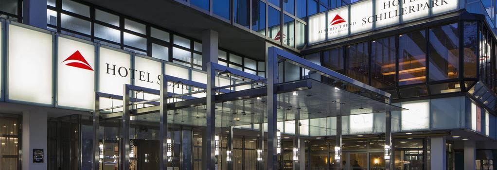 Austria Trend Hotel Schillerpark - Linz - Building
