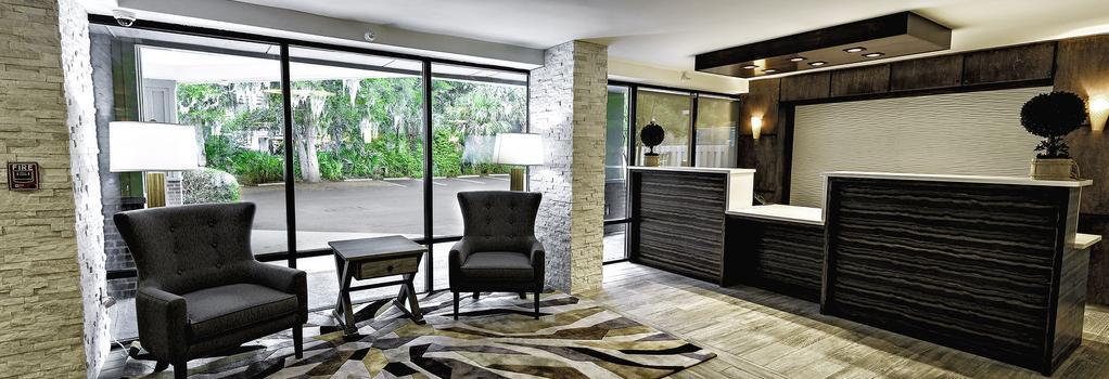 Best Western Ocean Breeze Inn - Hilton Head - Building