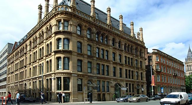 Arora Hotel Manchester - Manchester - Building