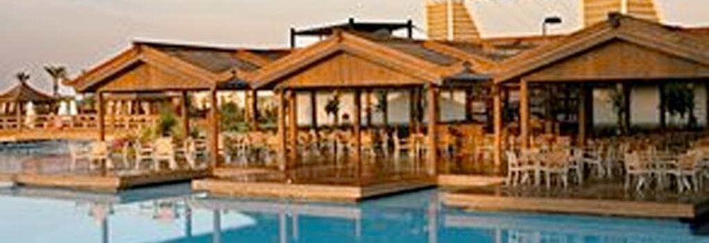 Limak Lara De Luxe Hotel - Lara - Outdoor view