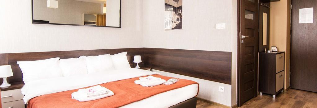 Lux Aparthotel - Krakow - Bedroom