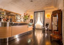 Hotel Nizza Roma - Rome - Bar