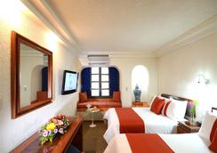 Misión Express Zona Rosa - Mexico City - Bedroom
