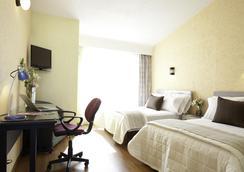 Mision Express Aguascalientes Zona Norte - Aguascalientes - Bedroom
