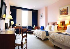 Hotel Misión Guadalajara Carlton - Guadalajara - Bedroom