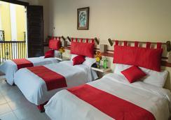 Misión Campeche América Centro Histórico - Campeche - Bedroom