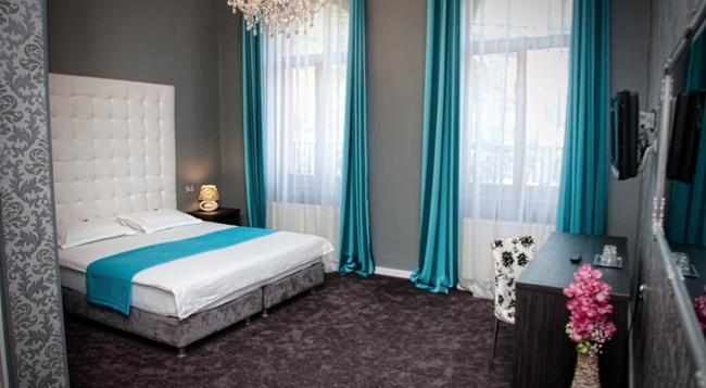 Vila Turistica Siago - Cluj Napoca - Bedroom