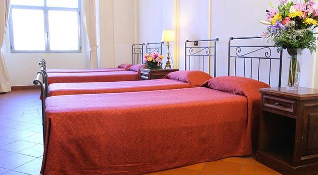 Domus Sessoriana - Rome - Bedroom