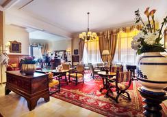 Hotel International au Lac - Lugano - Bar