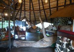 Elephant Valley Lodge - Kasane - Lobby
