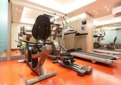 V Residence Serviced Apartment - Bangkok - Gym