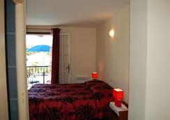 Hôtel de la Poste - Grasse - Bedroom