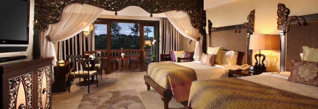Ayana Resort and Spa Bali - South Kuta - Bedroom