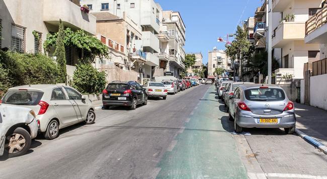 Yarden Beach Apartments - Tel Aviv - Building